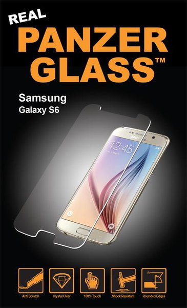 PanzerGlass - Tempered glass for Samsung Galaxy S6
