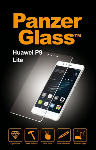 PanzerGlass - Tempered Glass for Huawei P9 Lite