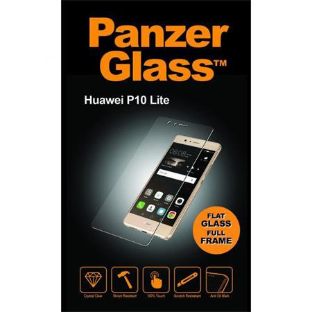 PanzerGlass - Tempered Glass for Huawei P10 Lite, clear