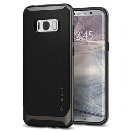 Spigen - Neo Hybrid for Galaxy S8 +, gunmetal