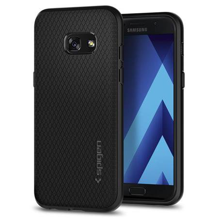 Spigen - Liquid Air for Galaxy A3 2017, black