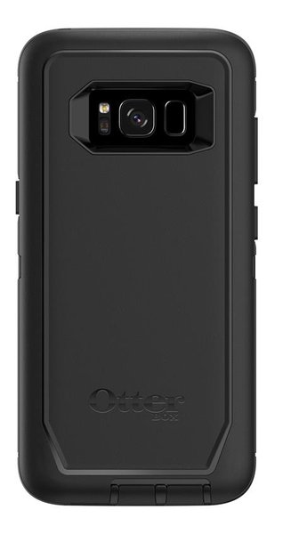 OtterBox - Defender for Samsung Galaxy S8, black