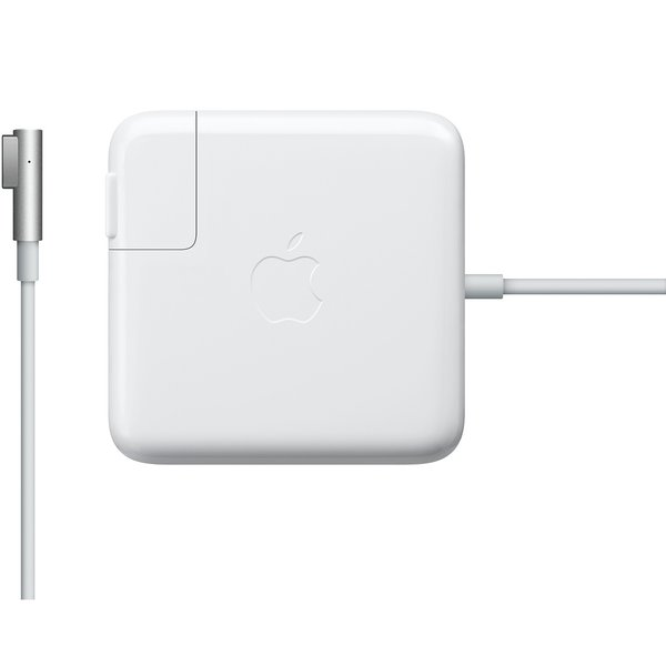 "Apple - 45W MagSafe Charger for MacBook Air/Pro 13"", white"