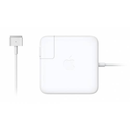 "Apple - 45W MagSafe 2 Charger for MacBook Air/Pro 13"" with Retina Display, white"