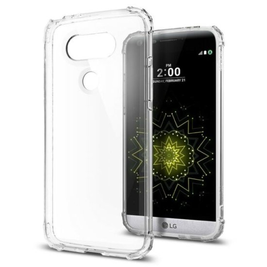 Spigen Crystal Shell for LG G5 Clear Crystal