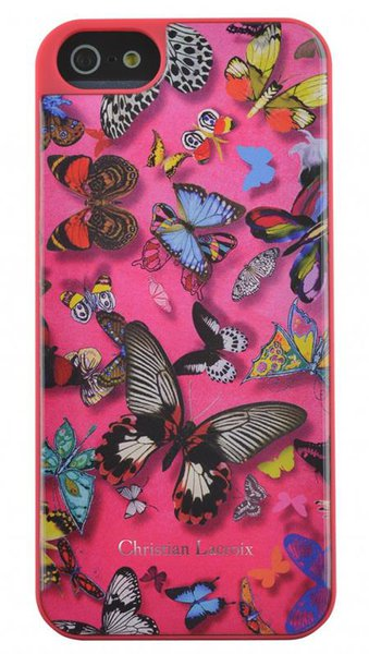 Christian Lacroix - Butterfly Case for Apple iPhone 6S / 6, Pink