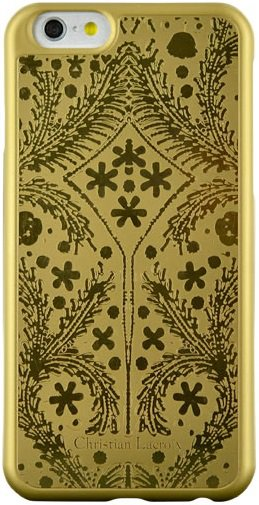 Christian Lacroix - Paseo Case for Apple iPhone 6S / 6, Gold