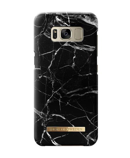 iDeal of Sweden - Fashion Case for Samsung Galaxy S8 +, Black Marble