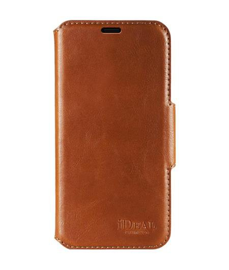 iDeal of Sweden - London Wallet puzdro pre Samsung Galaxy S8+, hnedá