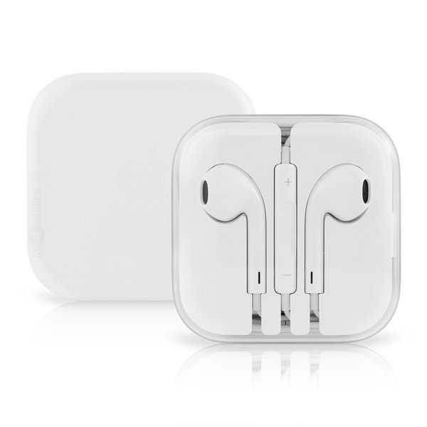 Apple - EarPods with 3,5mm audio jack (bulk)