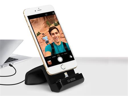 SBS - Apple Lightning Docking Station, 1000mA