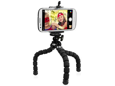 SBS - Flexible Tripod for Smartphones