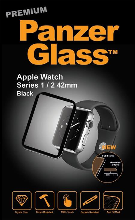 PanzerGlass - Tempered Glass for Apple Watch 2 42mm
