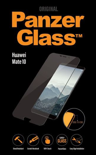 PanzerGlass - Tempered glass for Huawei Mate 10, clear