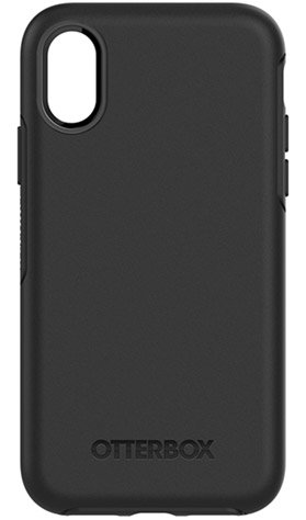 OtterBox - Symmetry 2.0 for Apple iPhone X / XS, black