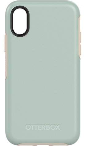 OtterBox - Symmetry 2.0 for Apple iPhone X / XS, green