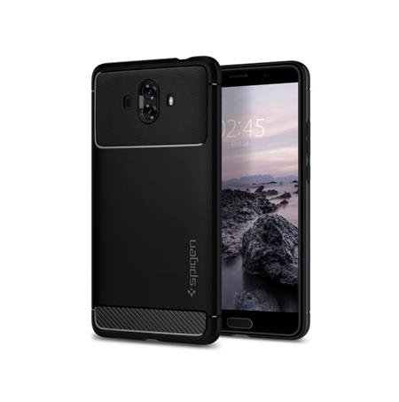 Spigen - Rugged Armor for Huawei Mate 10, black