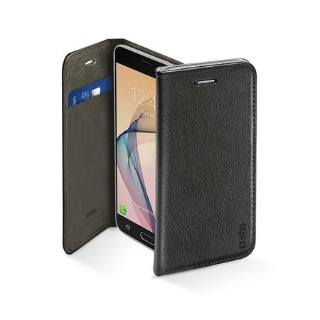 SBS - Book Card Case for Samsung Galaxy J5 2017, Black