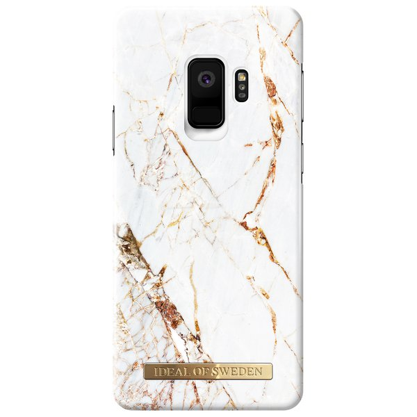 iDeal of Sweden - Fashion case for Samsung Galaxy S9, gold