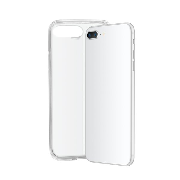 SBS - Glue TPU Case for iPhone 8/7 / 6S / 6 Plus, White
