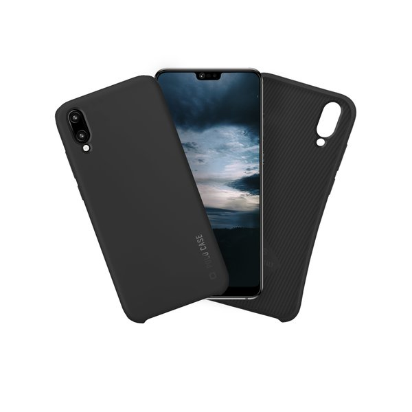 SBS - Polo Case for Huawei P20, Black