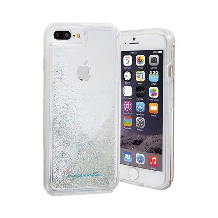 Case-Mate - Waterfall Case for Apple iPhone 8/7 / 6S / 6 Plus, Iridescent