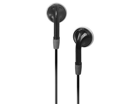 SBS - Studio Mix 20 Headphones with Mic, Black
