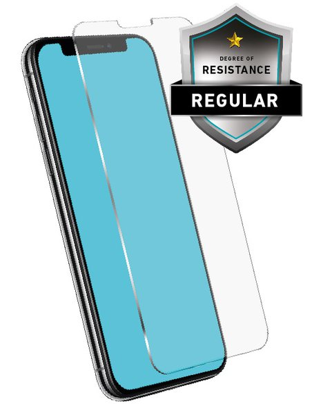 SBS - Tempered Glass for iPhone 11/XR, Clear