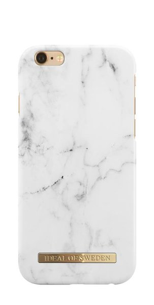 iDeal of Sweden - Fashion Case for Apple iPhone 6S / 6, white marble