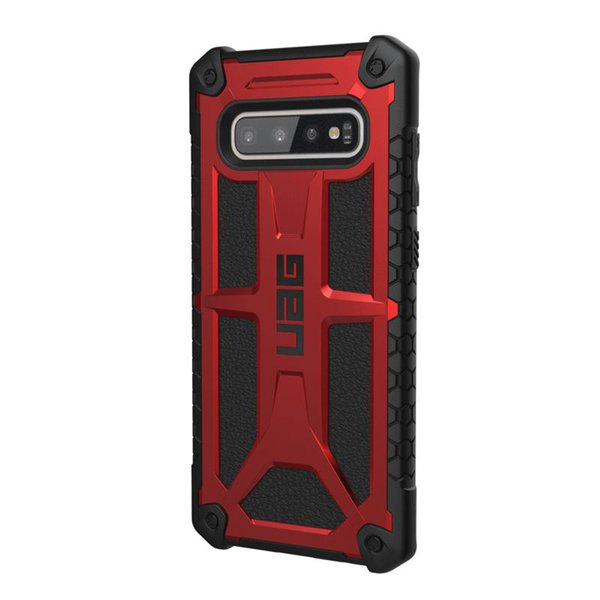 UAG - Monarch case for Samsung Galaxy S10 +, crimson