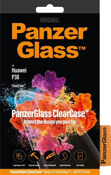 PanzerGlass - ClearCase for Huawei P30, transparent