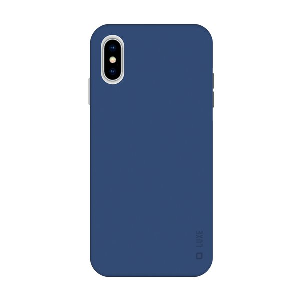 SBS - Luxe Case for iPhone XS Max, Blue