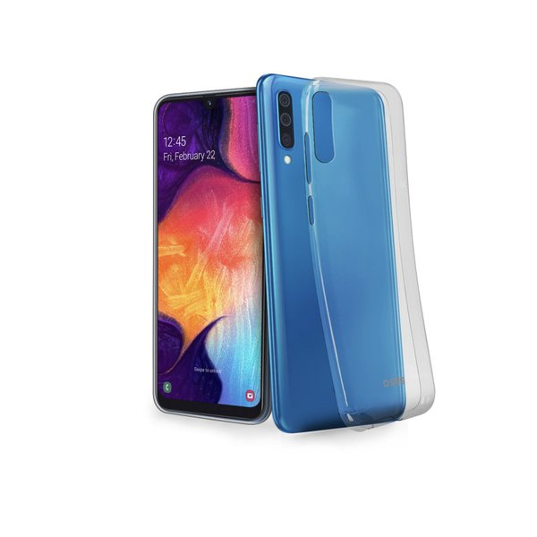 SBS - Skinny Case for Samsung Galaxy A50, Transparent