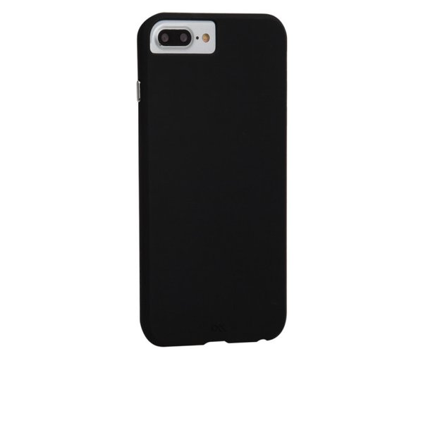Case-Mate - Barely There iPhone 7 + / 6s + / 6 + Black Case