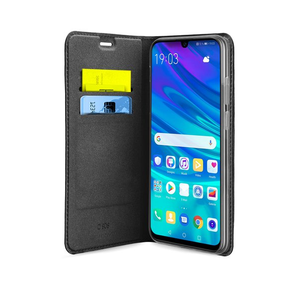 SBS - Book Case for Honor 20 Lite / Huawei P Smart + 2019, black