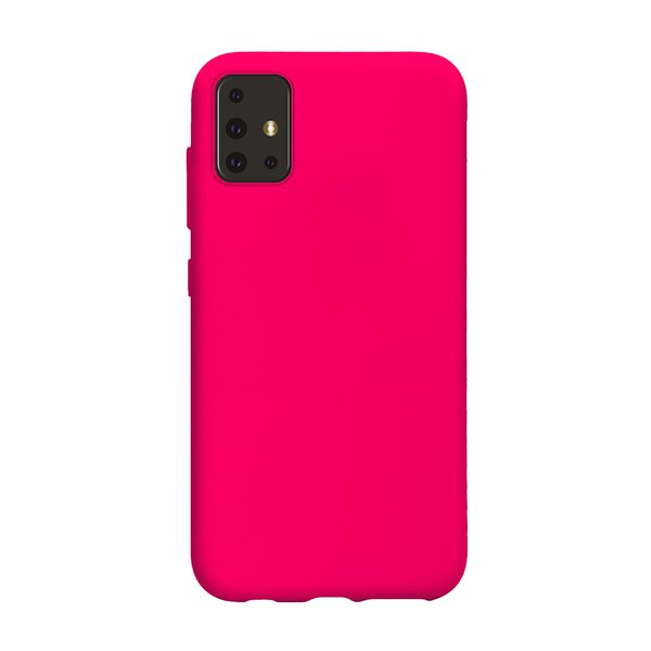 SBS - School Case for Samsung Galaxy A51, pink