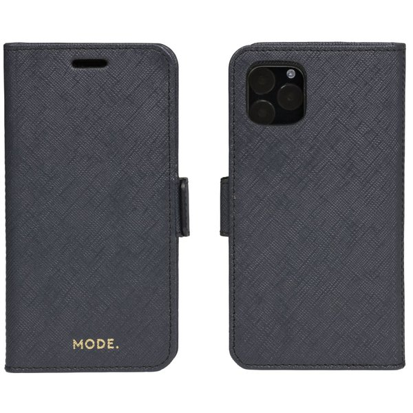MODE - New York case for iPhone 11, night black