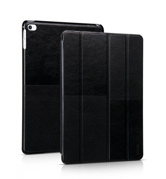 HOCO Leather case for iPad air 2, black
