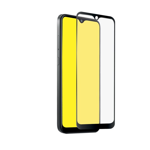 SBS - Tempered Glass Full Cover for Nokia 2.3, Black