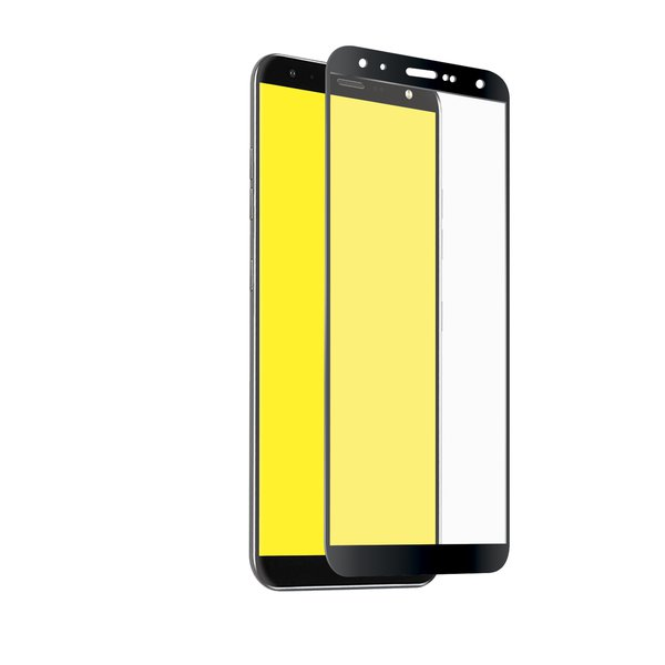 SBS - Tempered glass Full Cover for LG K41S, black