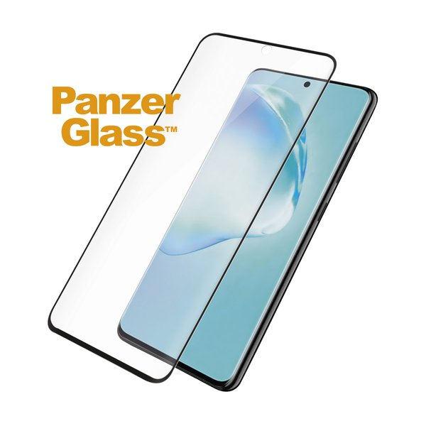 PanzerGlass - Tempered glass Apply Like A Pro for Samsung Galaxy S20, black