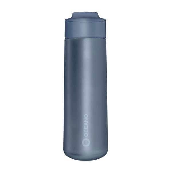 SBS - Oceano Smart Bottle 400 ml, Zero Waste, light blue