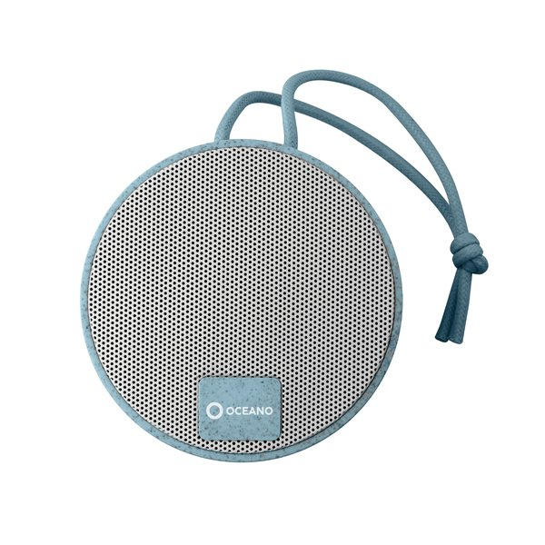 SBS - Bluetooth speaker Oceano 3W / 500 mAh, light blue