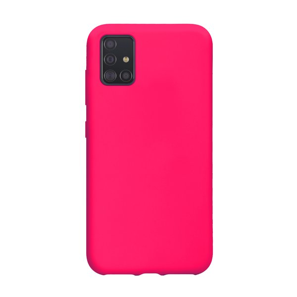 SBS - Vanity Case for Samsung Galaxy A51, pink