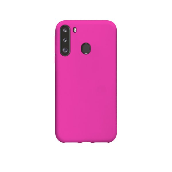SBS - Vanity Case for Samsung Galaxy A21, pink