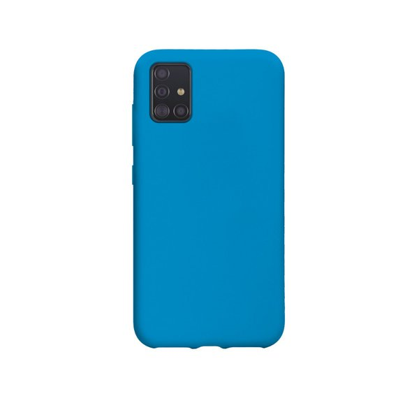 SBS - Vanity Case for Samsung Galaxy A51, blue