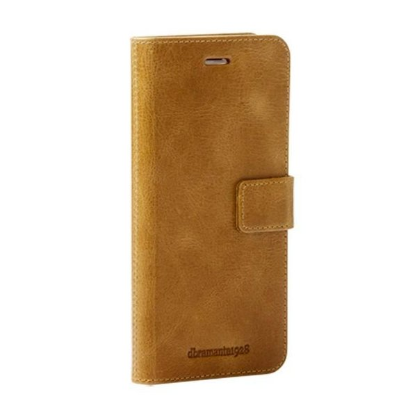 dbramante1928 - Leather case Lynge 2 for iPhone 7 Plus, tan