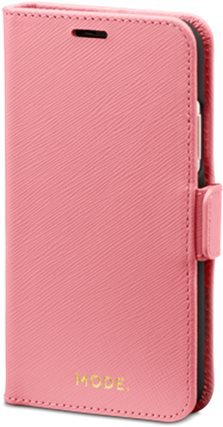 MODE - Milano case for iPhone X / XS, lady pink