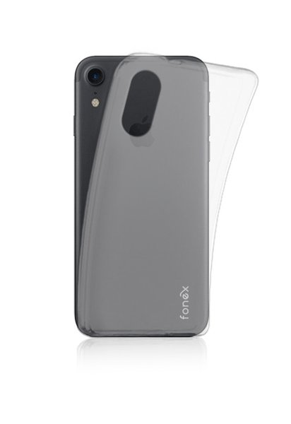 Fonex - Invisible case for iPhone XR, transparent