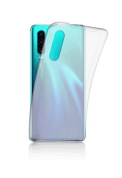 Fonex - Invisible case for Huawei P30 Lite / P30 Lite 2020, transparent